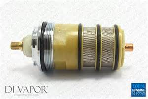 replacement thermostatic cartridge for exposed and