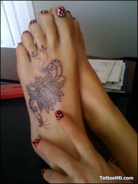 lotus foot tattoo 114 best images about s henna on