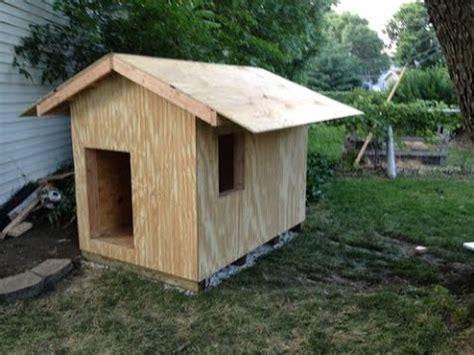 Woodworking Diy Dog House