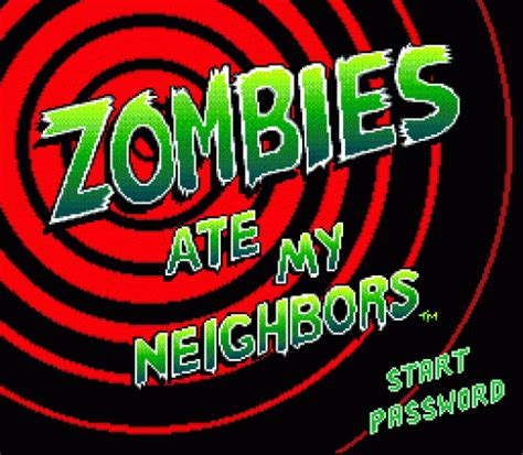 emuparadise zombies ate my neighbors zombies ate my neighbours devils inc 2014