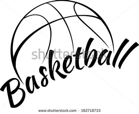 basketball clipart black and white basketball stock photos images pictures