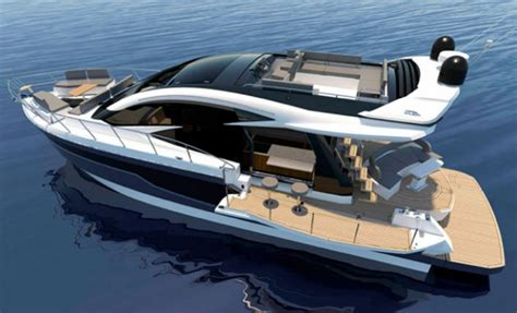 galeon yacht galeon yachts unveils 510 skydeck yacht news top speed