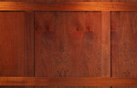 Real Wood Wainscoting Modern Paneling By Design The Space