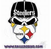Steelers Stickers Collection On EBay