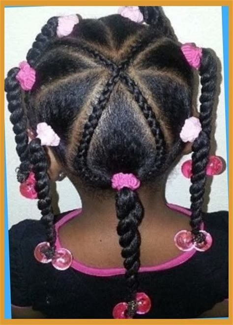 The Most Amazing little african american girl hairstyles