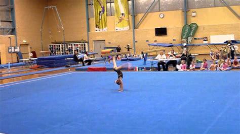 Level 4 Floor Routine ndp gymnastics level 4 floor routine