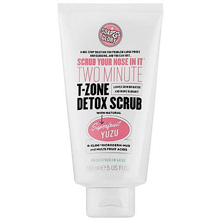 Soap And T Zone Detox Scrub Review by 31 Best Sephora Images On Products