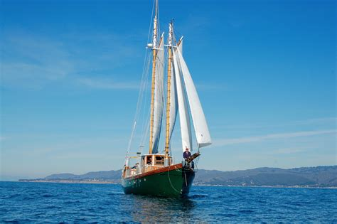 boat brokers bay area 66 davidson gaff rigged schooner yacht for sale rubicon