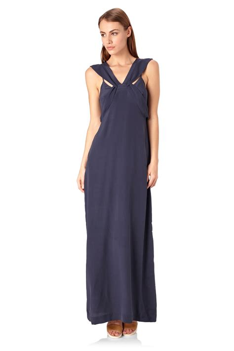 She Maxi she silk maxi dress dresses 163 39 or less connection