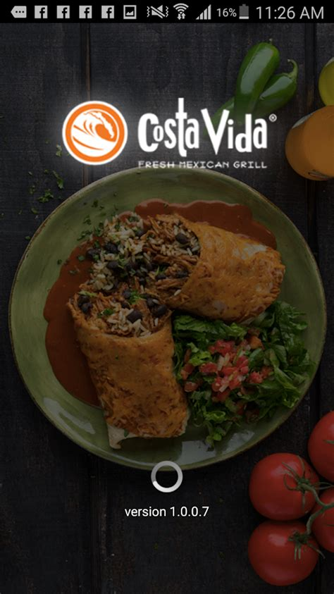 Costa Vida Gift Card - costa vida android apps on google play
