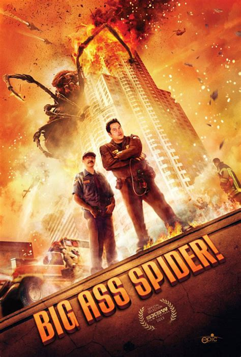 Mega Spider 2013 Film Big Ass Spider De Mike Mendez 2013 Scifi Movies