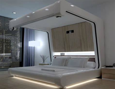 high tech bedroom 26 futuristic bedroom designs decoholic