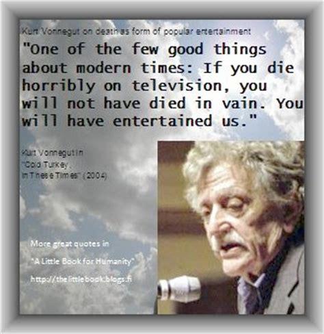 Kurt Vonnegut Dies At 84 So It Goes by Kurt Vonnegut Quotes Quotesgram