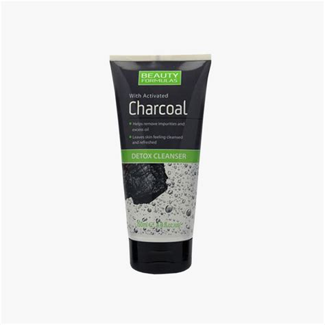 How To Use Charcoal Detox by Formulas Charcoal Detox Cleanser 150ml Paxo