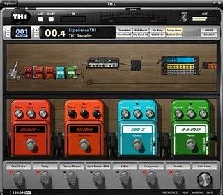 Harga Efek Gitar Lengkap menjadikan pc laptop menjadi efek gitar software center