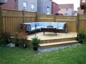 Deck Ideas For Small Backyards The Small Backyard Landscaping Ideas Front Yard Landscaping Ideas