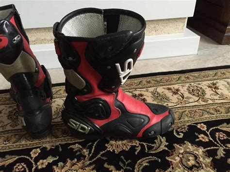 used motocross boots size 12 sidi motorcycle boots size 8 wolverhampton dudley