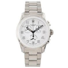 Swiss Army Doubletime Loop Silver White 1000 images about watches on stainless steel