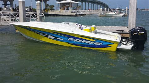 donzi outboard boats for sale donzi sonic 1986 for sale for 18 500 boats from usa