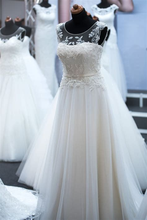 Wedding Dress Clothing by How To Find The Wedding Dress Chagne And Petals