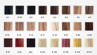 hair weave color chart hair production color chart remy weave weft hairstyles ideas