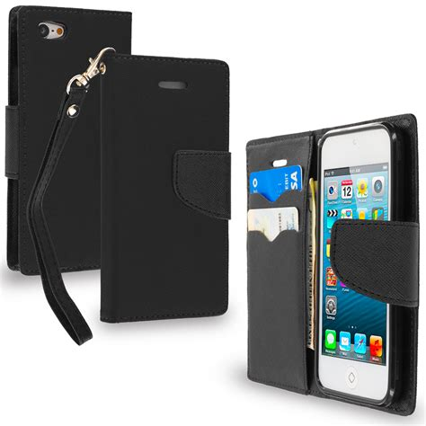 ipod touch 5th generation with for apple ipod touch 5th generation 5g wallet tpu cover