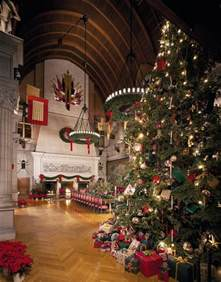 holidays at the biltmore estate in asheville nc see the