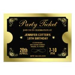 personalized party invitations amp announcements party