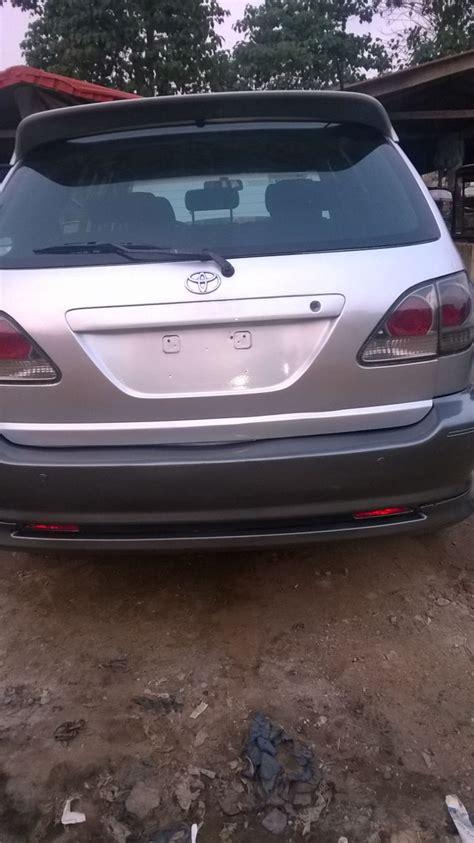 pimped lexus rx neat pimped lexus rx 300 for xmas autos nigeria