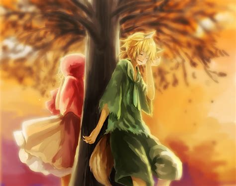 wolf len the wolf that fell in with vocaloid