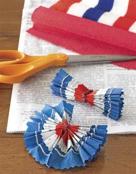 4th Of July Paper Crafts - 7 fourth of july paper craft projects