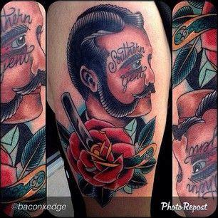 kustom thrills tattoo kustom thrills kustomthrills instagram photos