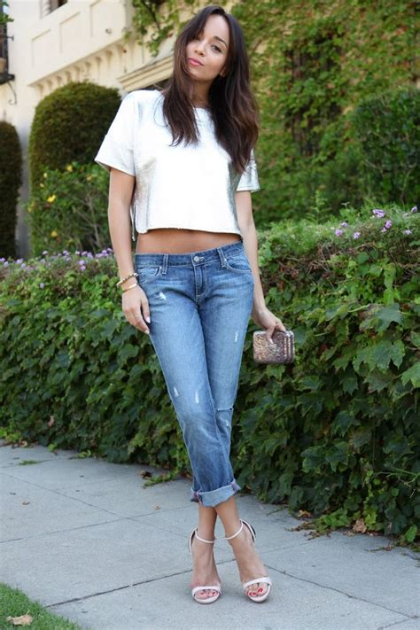 stunning crop tops outfit ideas  rock  style