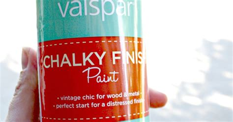 chalk paint spray chalk paint spray paint does it work from thrifty