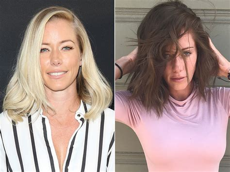 kendra hair kendra wilkinson dyes hair brunette after filing for