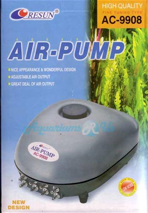 Airpump Resun Ac 9901 hydro bubbler schallisobox f 252 r luftpumpe grower ch alles 252 ber hanf f 252 r den medizin
