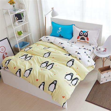 Penguin Bedding Set Popular Penguin Bedding Sets Buy Cheap Penguin Bedding Sets Lots From China Penguin Bedding Sets