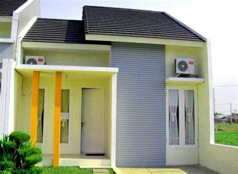 model fasad rumah minimalis type  fasad rumah