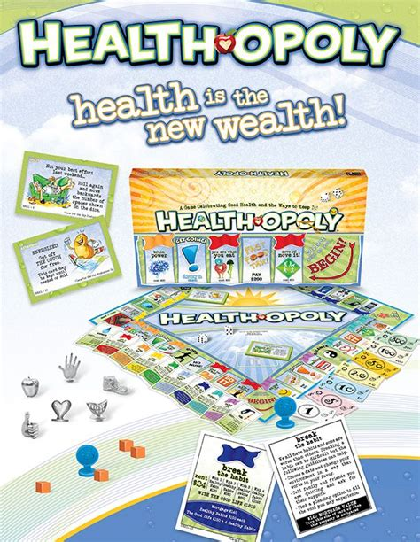 Healthy Giveaway - health opoly giveaway giveaways pinterest