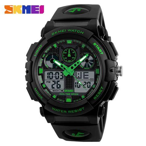 Skmei Jam Tangan Analog Digital Pria Ad1090 skmei jam tangan analog digital pria ad1270 black green jakartanotebook