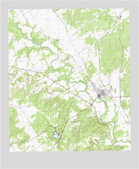 meridian texas map meridian tx topographic map topoquest