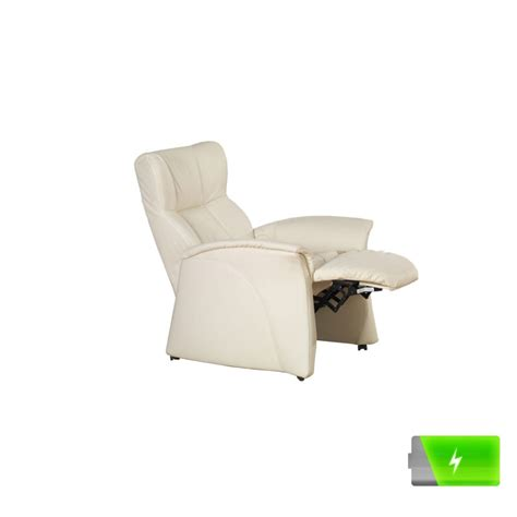 Armchair With Storage by Cumuly Lune Small Electric Reclining Armchair With Storage