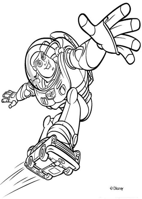 toy story 2 coloring pages hellokids com