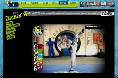 design xd games kickin it bobby wasabi academy ben schoer design