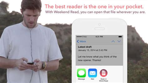 The Weekend Read 5 by Appadvice App Of The Week For Feb 17 2014