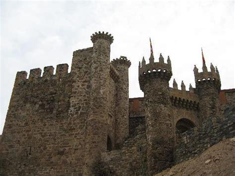 Knights Templar Castle Ponferrada Castles Crusader