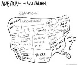 map of usa labeled by australian america by an australian weknowmemes