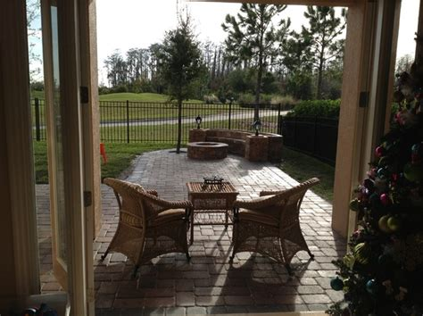 backyard makeovers traditional patio orlando by a
