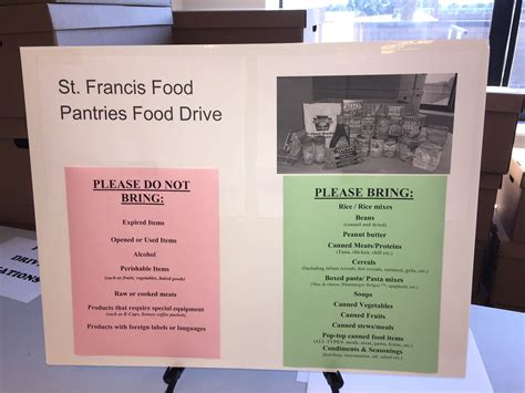 St Francis Food Pantry Nyc by Call For Food Pantry Donations