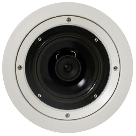whole house audio speakercraft 174 wh6 0r whole house audio in ceiling speaker